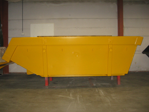 container geel 100 13